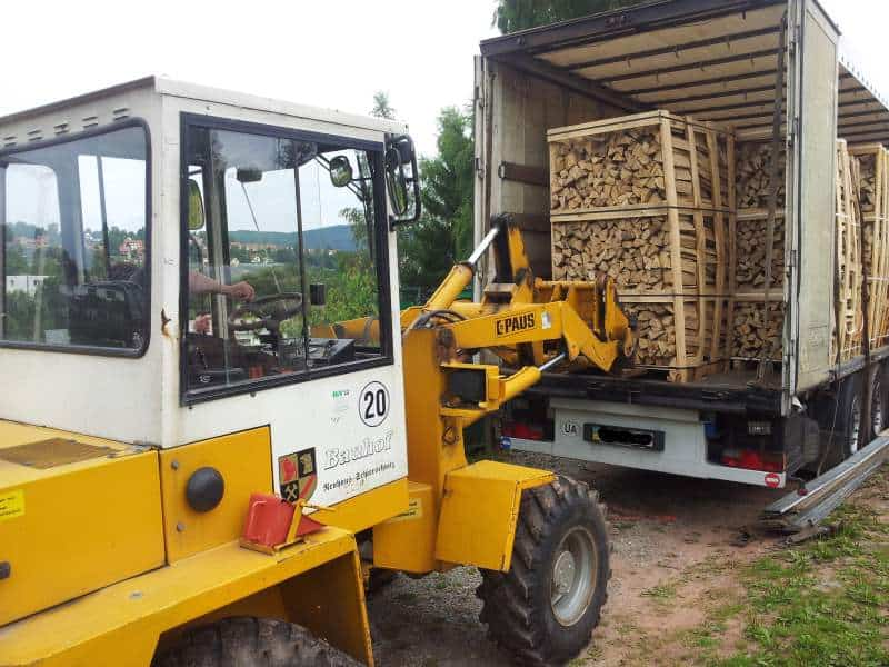 brennholz aus tschechien