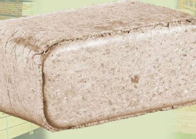 RUF-Holzbriketts (Buche ohne RUF-Stempel)