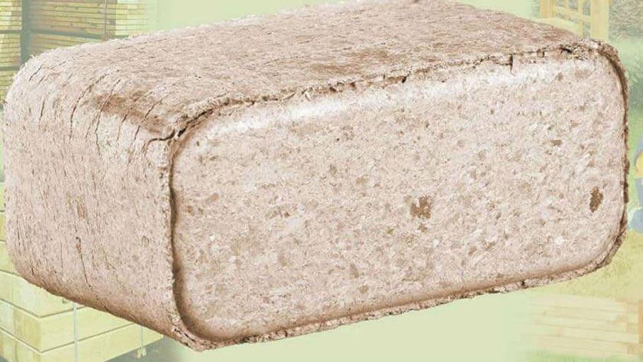 RUF-Holzbriketts (Buche) ohne Stempel - einzeln