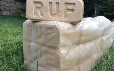 RUF Eiche mit RUF Stempel
